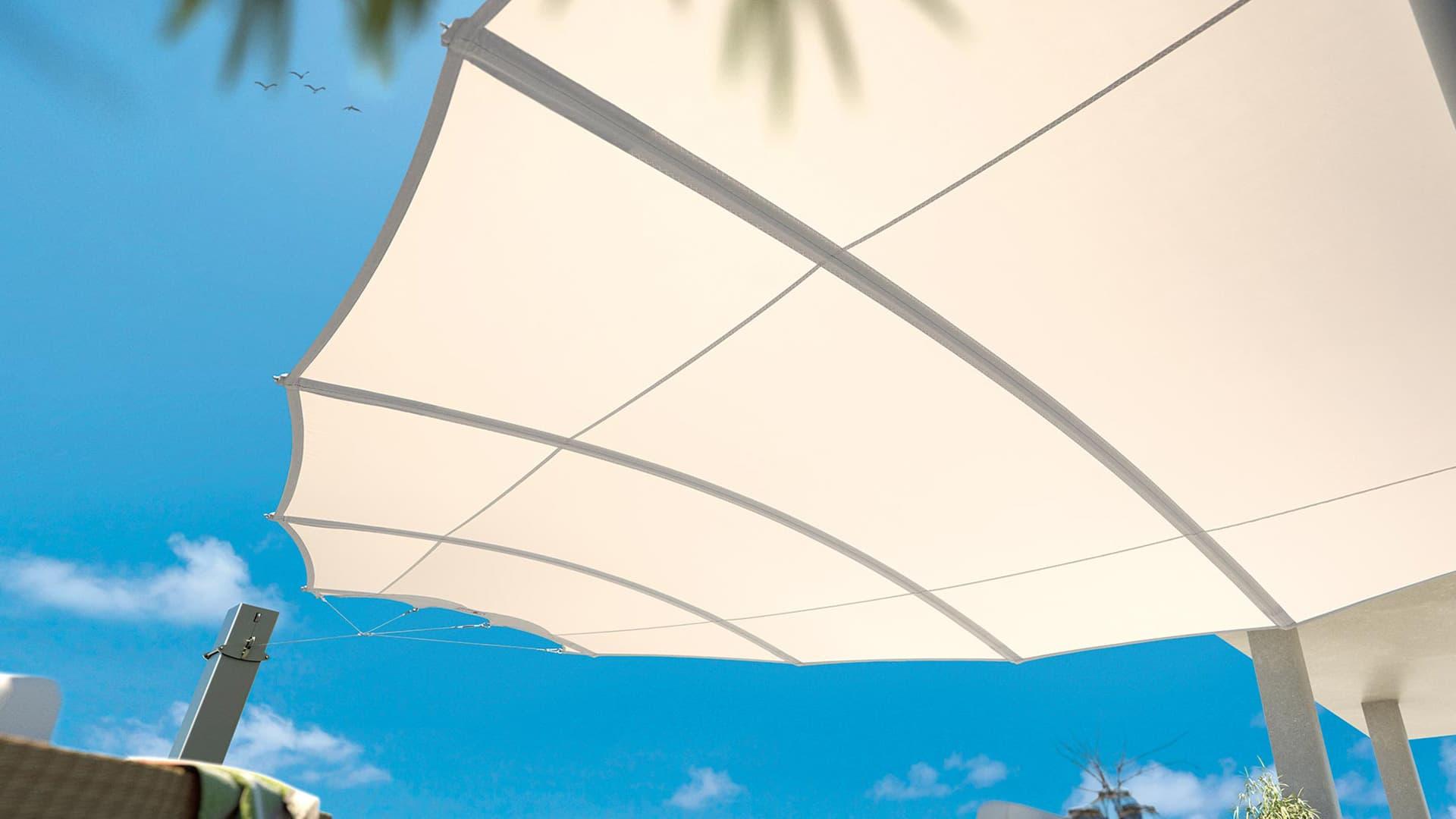 Bahama C4sun Elips4sun Sonnensegel